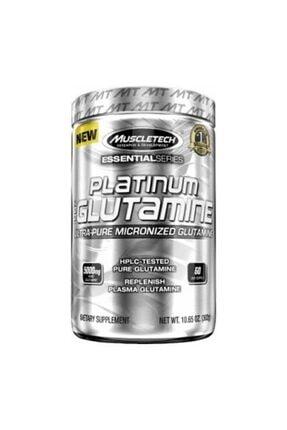 MUSCLETECH Platinum Ultra-pure Micronized Glutamine Powder 302 Gr