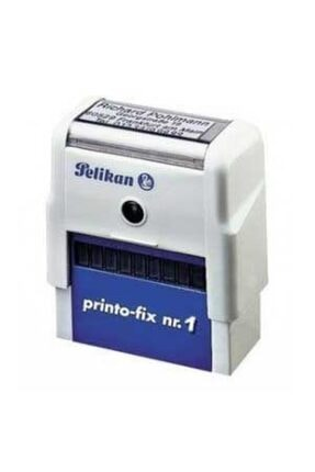 Pelikan Kaşe Prınto-fıx St1 5 Satır 18x47 310029