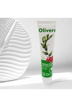 Bioline Olivera Florürsüz %100 Doğal Diş Macunu 75 Ml