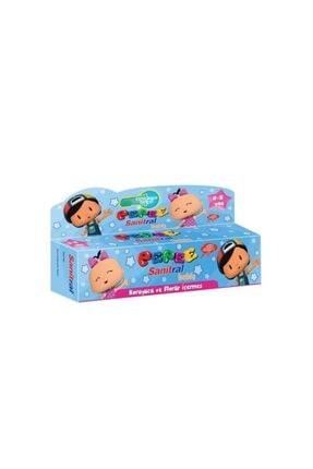 PEPEE Bebekler Için Diş Macunu