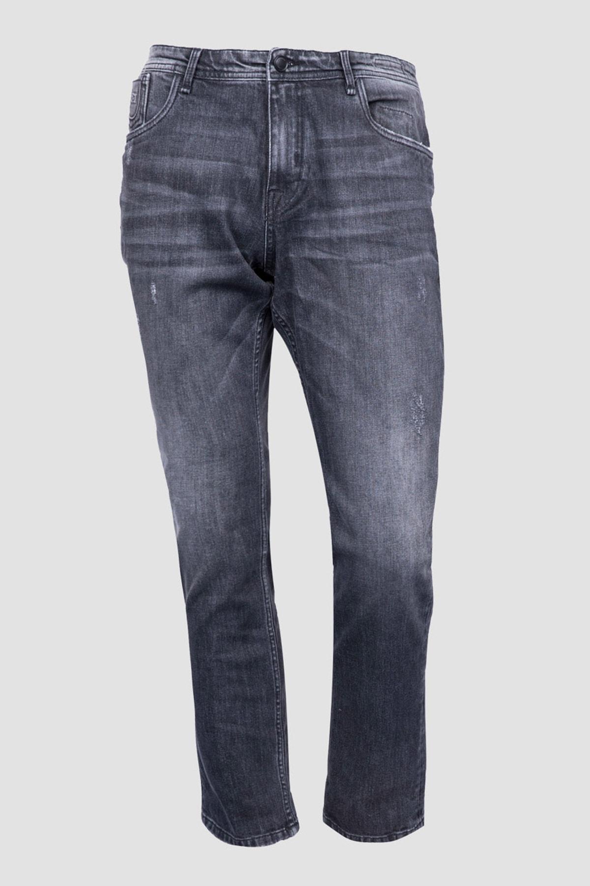 Lufian Felıp Smart Jean Pantolon Regular Fit Antrasit