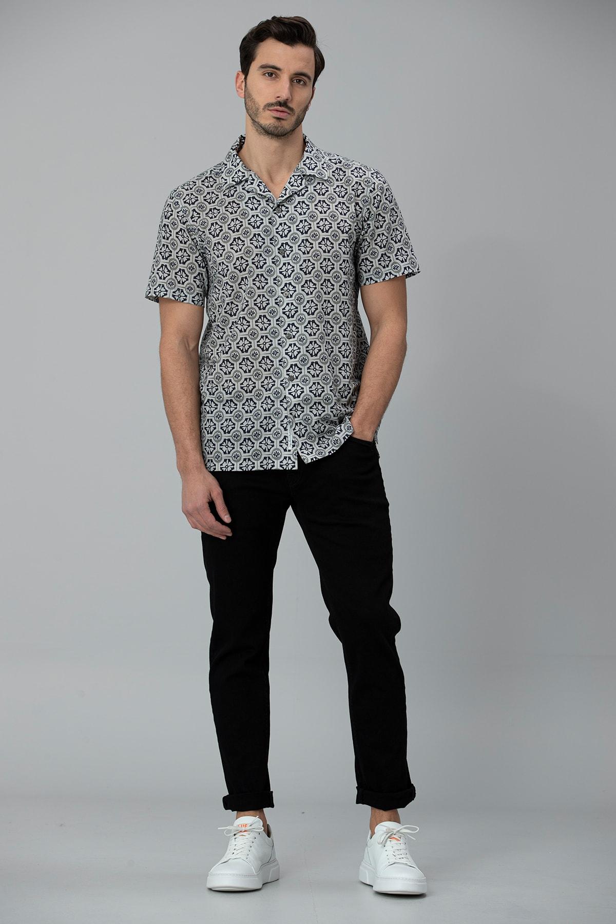 Lufian Slim Fit Dux Smart Jean Pantolon