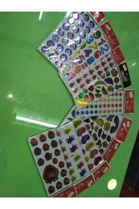 Ticon 3d Puf Sticker