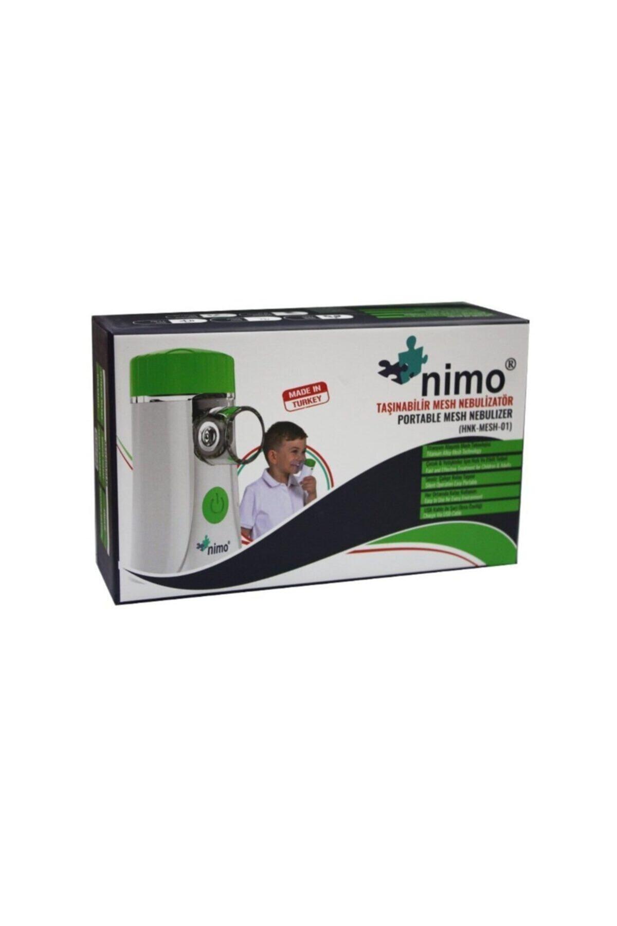Nimo Hnk-mesh Şarj Edilebilir Taşınabilir Mini Mesh Nebulizatör 1