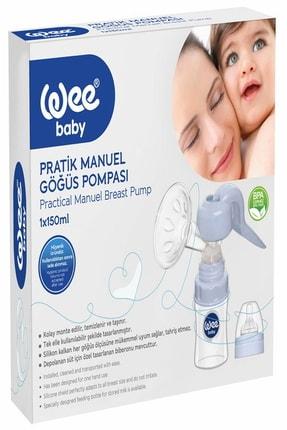 Wee Baby Pratik Manuel Göğüs Pompası 1x150ml
