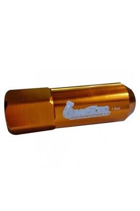 BoostZone Renkli Uzun Bijon Takımı Sarı