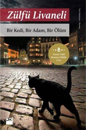 Doğan Kitap Bir Kedi, Bir Adam, Bir Ölüm - Zülfü Livaneli