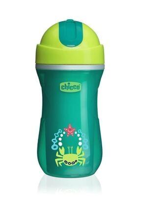 Chicco Yalıtımlı Pipetli Spor Bebek Bardağı 14+ Ay