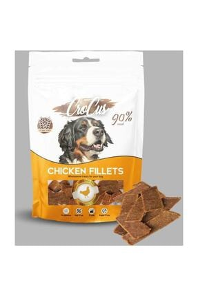 Ahm Crocus Chicken Fillets Tavuk Etli Tahılsız Köpek Maması 80 Gr