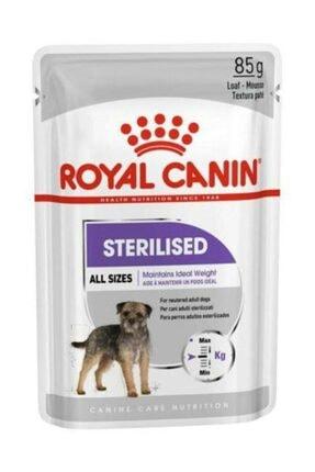 Royal Canin Ccn Sterilised Loaf Yaş Köpek Maması 85 Gr X 12 Adet