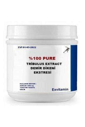 exvitamin Tribulus Extract ( Demir Dikeni Ekstresi )saf Hammadde 50 Gr