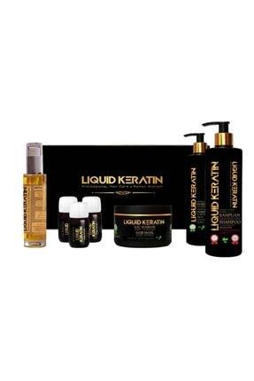Liquid Keratin Keratin Saç Bakımı Garantili 1 Set