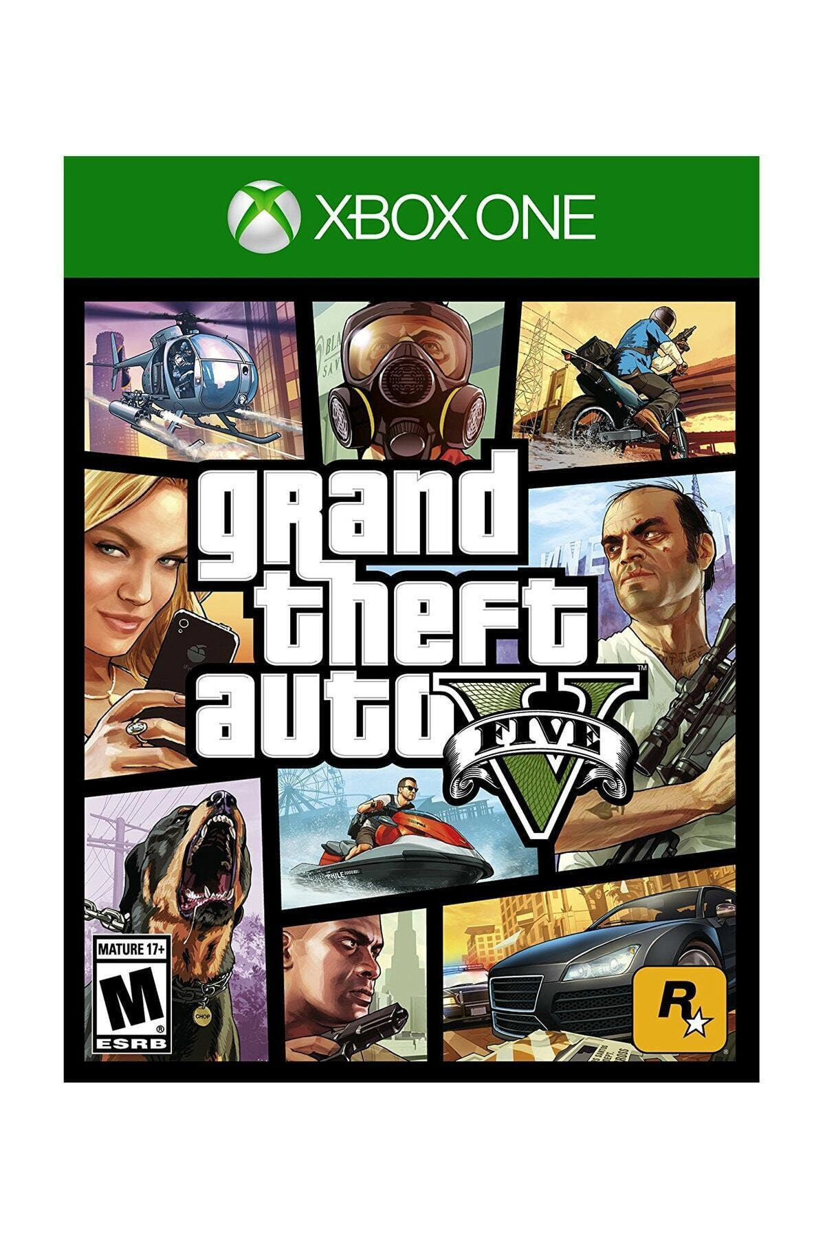 RockStar Games Grand Theft Auto 5 Xbox One Oyun 1