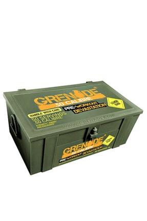 Grenade 50 Calibre Pre-workout Servis50+ Suluk Hediye