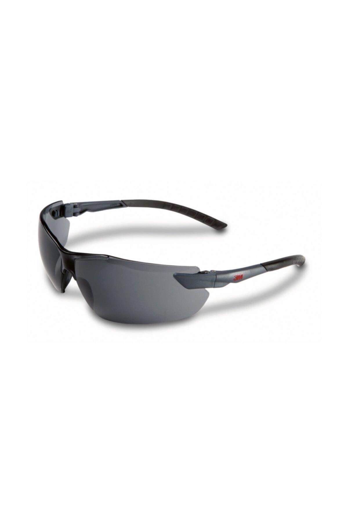 3M 2821 Siyah Iş Güvenlik Gözlüğü 1
