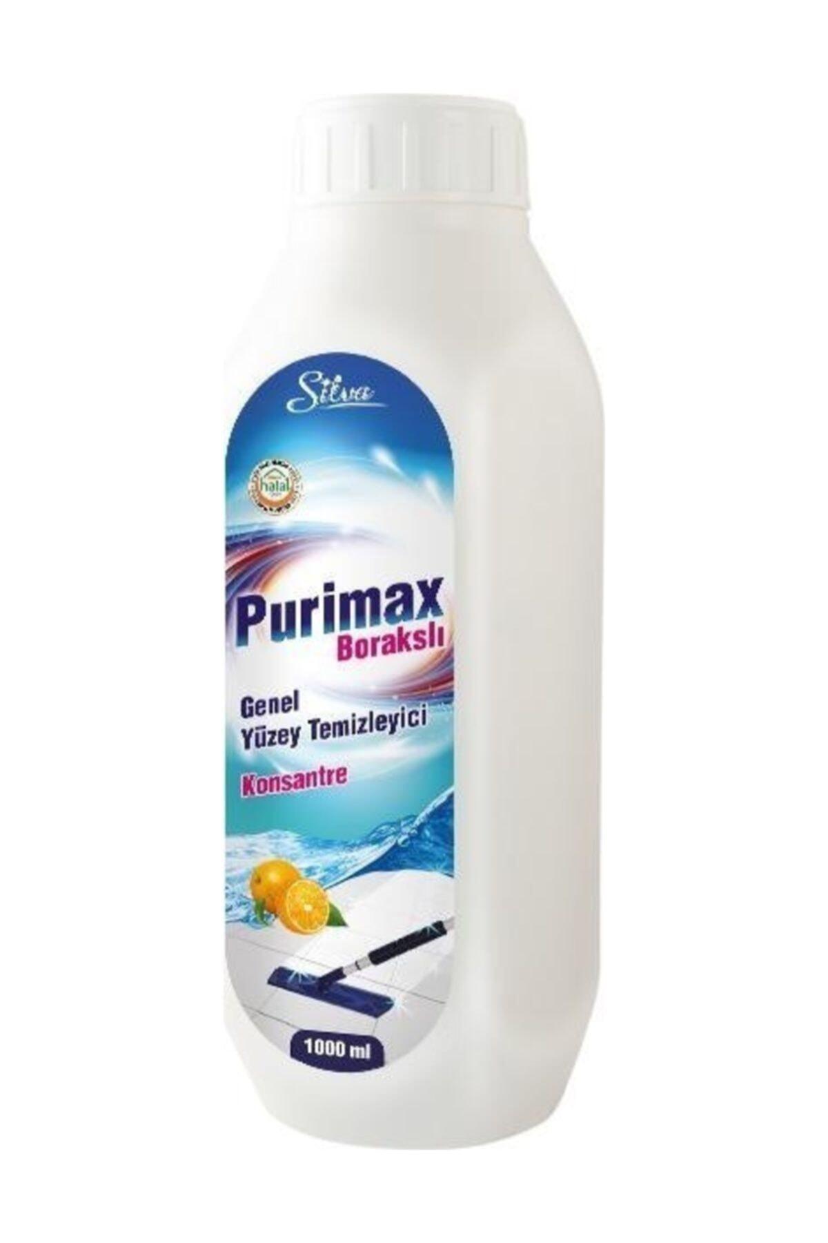 Silva Purimax Borakslı Genel Yüzey Temizleyici 1lt Konst. 1