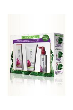 Biolage Fulldensity Seyrelmiş Saçlara Özel Dökülme Karşıtı Yoğunlaştırıcı Bakım Set 250 Ml + 200 Ml + 125 Ml
