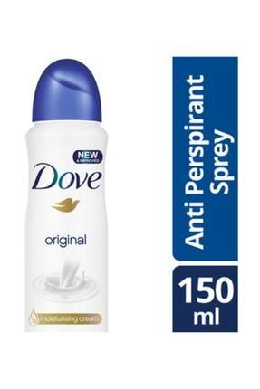 Dove Deodorant Sprey Original 150 Ml