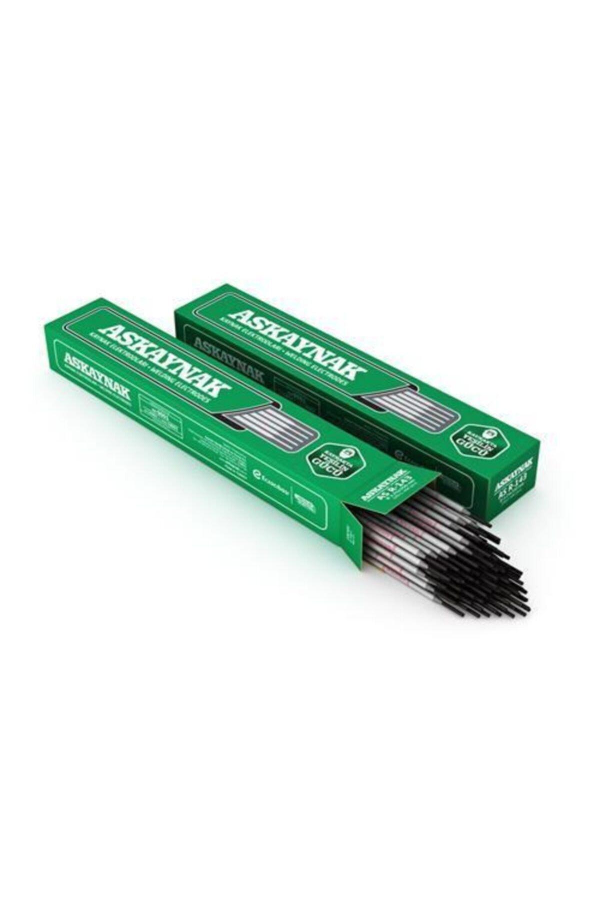 Askaynak As R-143 Rutil Kaynak Elektrodu 3.25x350 100 Adet 1