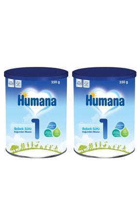 Humana 1 Bebek Maması Metal Kutu 350 Gr X 2 Adet
