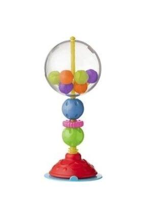 Playgro Unisex Çocuk Renkli Top Mama Sandalyesi Oyuncağı