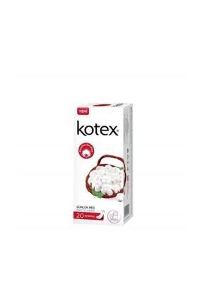 Kotex Anydays Normal Günlük Ped 20 Adet