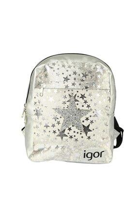 IGOR W80313 Star Beyaz Okul Çantası