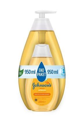 Johnson´s Baby Johnson's Baby Bebek Şampuanı Eko Paket 950 Ml