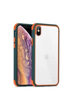 dijimedia Apple Iphone Xs Max 6.5 Kılıf Zore Tiron Kapak