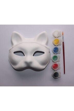 Joy and Toys Maske Boyama Seti ( Kedi )