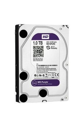 WD Purple Wd10purx 1tb Sata 6gb/s 7/24 Güvenlik Harddisk Rfb