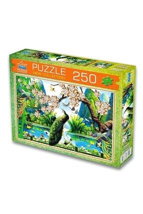 LAÇO KİDS 250 Parça Tavus Kuşu Puzzle