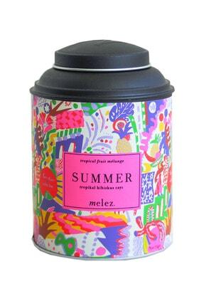 Melez Tea Summer Tea 75 Gr (tropikal Hibiskus Çayı)
