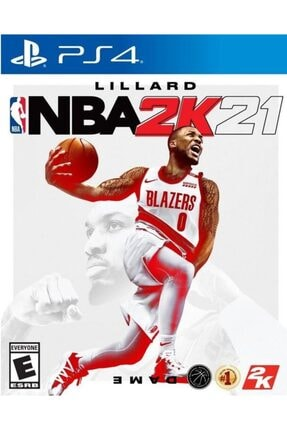 2K Games NBA 2K21 PS4 Oyun
