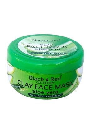 Black&Decker Black & Red Killi Yüz Maskesi Aloe Vera 400gr