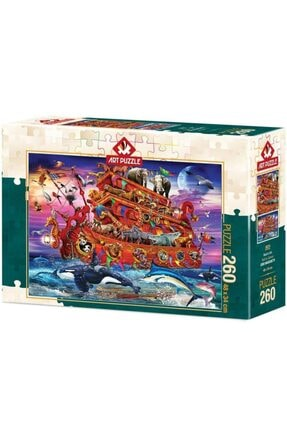 Art Puzzle Nuh'un Gemisi 260 Parça Puzzle Art5024
