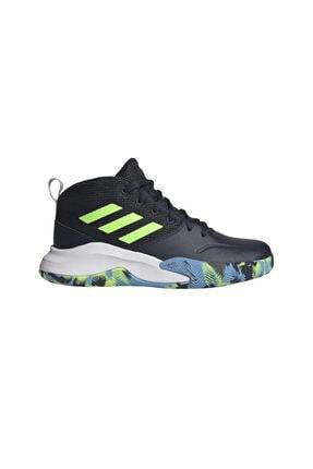 adidas Unısex Çocuk Siyah Spor Ayakkabı