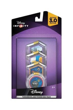 DISNEY Infınıty 3.0 Tomorrowland Power Dısc /