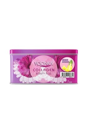 Voonka Collagen Beauty Plus 7 Saşe Ananaslı