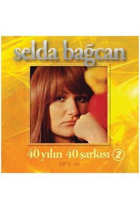Majör Müzik Selda Bağcan - 40 Yılın 40 Şarkısı - 2 (cd)