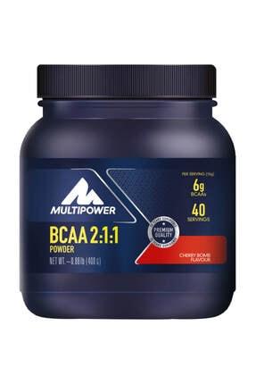 Multipower Unisex Protein Tozları - Bcca Powder - 18621
