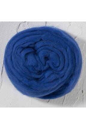 Kartopu Old Mavi Yün Keçe - K627