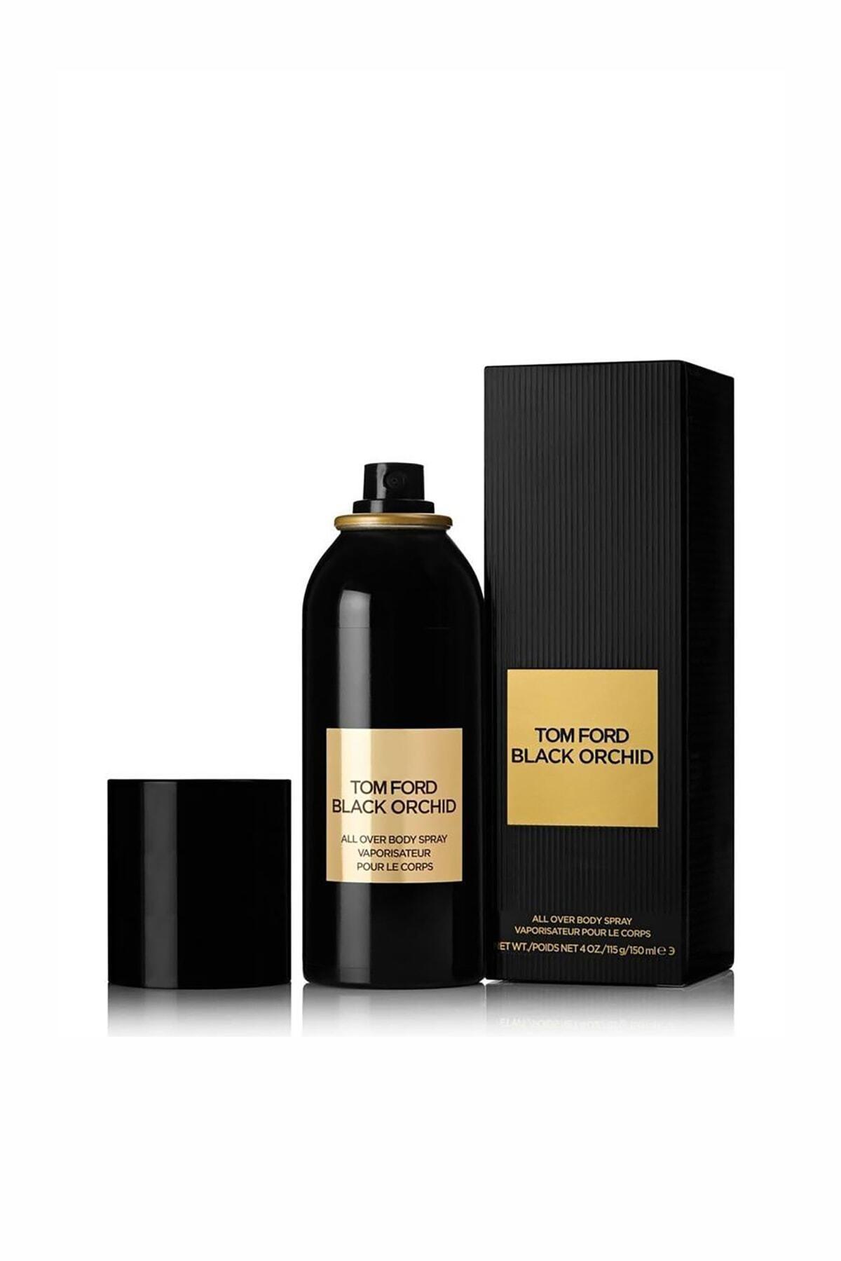 Tom Ford Vücut Spreyi - Black Orchid Body Spray 150 Ml 888066077439 1