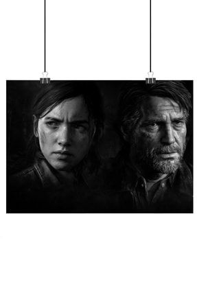 222 Concept The Last Of Us Posteri Full Hd 33x48 P4