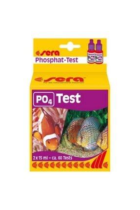 SERA Po4 Test 60 Kullanımlık Akvaryum Fosfat Testi 15ml