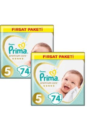 Prima Premium Care 5 Numara 74 * 2 148 Adet