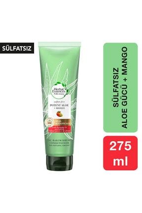 Herbal Essences Sülfatsız 275 Ml Aloe Gücü + Mango Saç Bakım Kremi