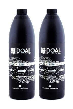 DOAL Keratin Bakım Sütü 1000 Ml X 2 Adet