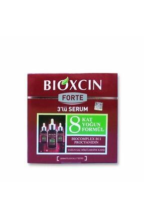 Bioxcin Forte 3lü Serum