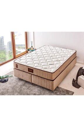 Niron Yatak Çift Kişilik Lüks Full Ortopedik Yatak 180x190 Cm Niron Bamboo Green Sleep